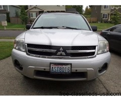 XCELLENT LOOKING AND RUNNING 2007 MITSUBISHI ENDEAVOR