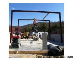 Roofing Concrete Excavation