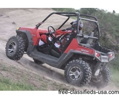 2014 polaris 4 pasenger RZR model 800