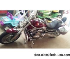 2005 Harley Davidson Only 5,000 miles