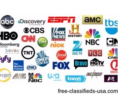 Smart TV Box -Get Free TV, HBO, Discovery, and all the channels