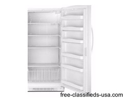Stand up freezer