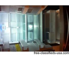 LG large capacity fridge