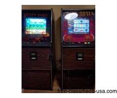 Crazy Bugs and Fruit Bonus Full Upright Video Games