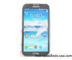Samsung Galaxy Note 2 II New Without Box Verizon Wireless Clear ESN