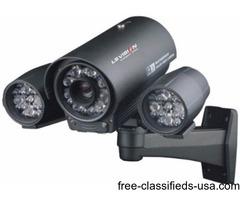 Security Camera CCTV Installation