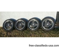 Acura Honda OEM Wheels Tires