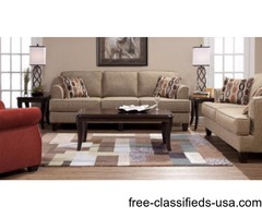 Sofa & Loveseat made with Certi-Pur Foam