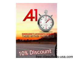 Get Emergency Locksmith Service in Westlake With 15 Min Response Time