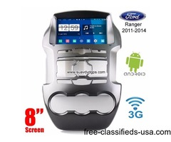 Ford Ranger Android Car Radio WIFI 3G DVD GPS navigation