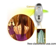 Clothing Hook SPY Camera