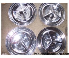 1956 Olds Fiesta Hubcaps | free-classifieds-usa.com