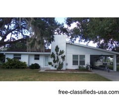 ENGLEWOOD FLORIDA-WATERFRONT -GULF ACCESS