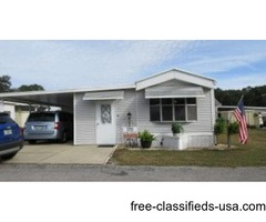 2 Bed/1 Bath park model in popular RV Resort