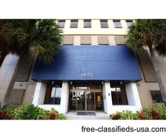 FT Lauderdale Office Space Near Down Town