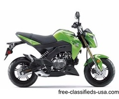 NEW 2017 KAWASAKI Z125 PRO ON SALE