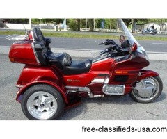 1998 HONDA GOLDWING TRIKE...ONLY 35,000 MILES