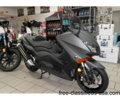 NEW 2015 YAMAHA TMAX 500