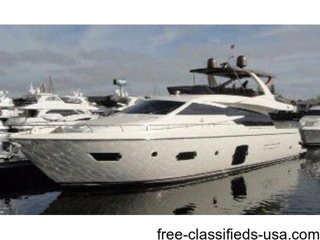 2015 Ferretti Yachts 750 | free-classifieds-usa.com