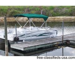 Pontoon Boat 18 ft