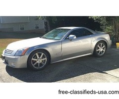 2006 Cadillac XLR Convertible For Sale