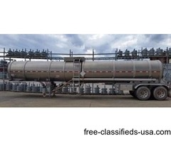 2014 Heil Tanker Trailer For Sale
