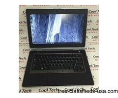 Dell NoteBook E6420 Win10 i5 2.5GHz 4GB Ram 250GB HDD