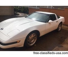 1993 LT1 (Automatic) Hard top corvette