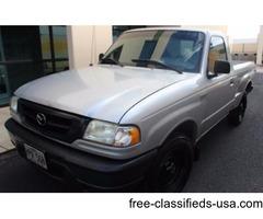 2005 Mazda b2300