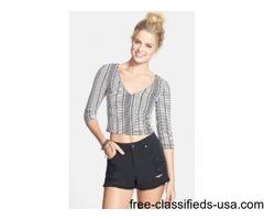 High Waist Shorts For Womens. Fashiondoxy Store