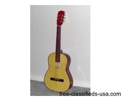 Guitar Orphus model 05