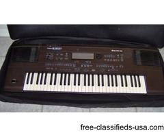 Roland E-600 61key intelligent keyboard