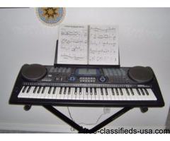 Radio Shack MD-1210 61 keyboard