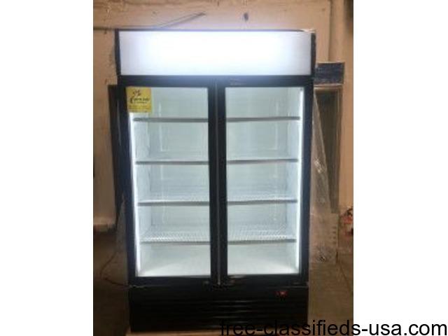 NSF Merchandiser Refrigerator Beer Drink Flower Cooler
