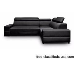 Brand new sofa with sleeping area
