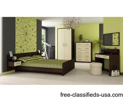 New Modern Bedroom Set