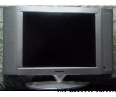 "Magnovox 14"" Flat Screen TV"