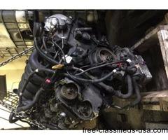 Porsche Cayenne S Engine 4.5 Parts