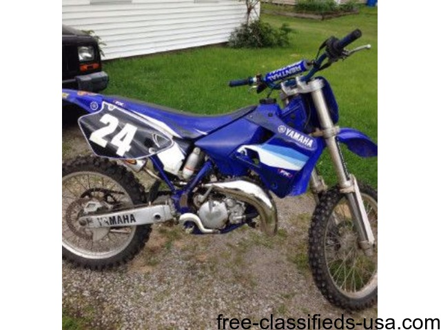 99yz125forsale
