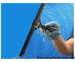Great quality window cleaning