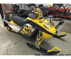 Pre-Owned 2007 Ski-Doo MX Z X 800 H.O. Power T.E.K. Snowmobile