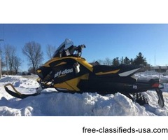 LIKE NEW 2012 Ski-Doo MX Z TNT 800R