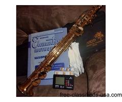 soparno saxophone HRSD French 2000+