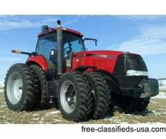 2009 Case IH MX275 Tractor