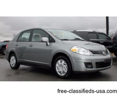 GREAT GAS MILEAGE 2011 Nissan Versa SL CLEAN CAR FAX