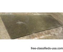 Fiber Glass Grating (fire proof)