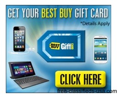 $1000 Free BestBuy Gift Card