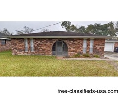 4 BEDS/2 BATHS HOME FOR LEASE!