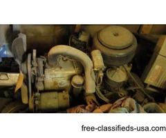 1956 Flat Head 6 cylinder