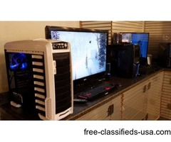 Custom Built Gaming Machines